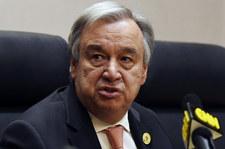 Sekretarz generalny ONZ: Wróciła zimna wojna