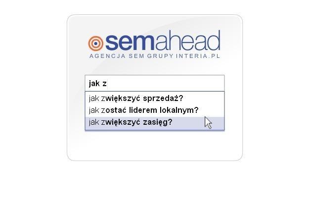 Semahead - Agencja SEM Grupy INTERIA.PL /materiały prasowe