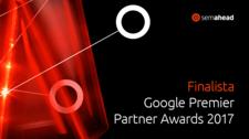 Semahead w finale konkursu Google EMEA Premier Partner Awards 2017