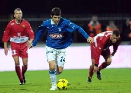 Semir Stilić został powołany do kadry narodowej /AFP