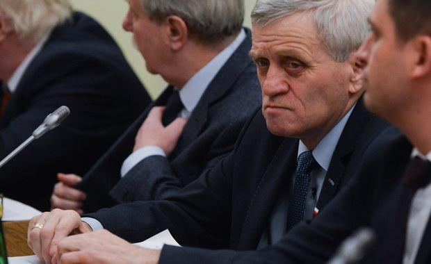 Senacka komisja nie zgodziła się na zatrzymanie i aresztowanie Stanisława Koguta