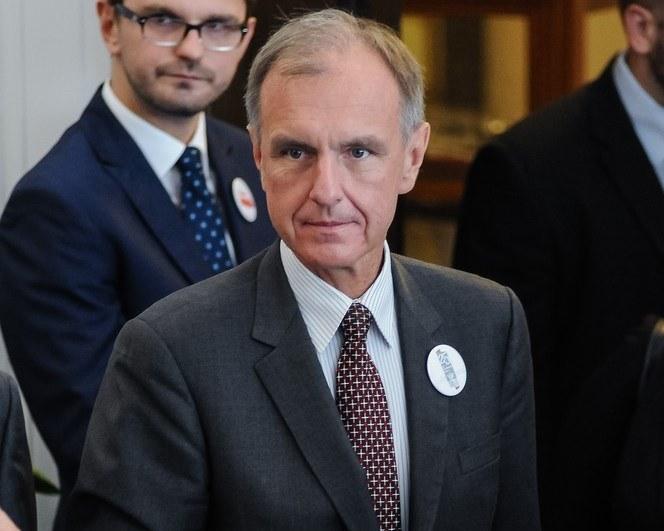 Senator Bogdan Klich /Tomasz Urbanek /East News