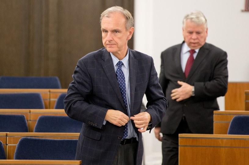 Senator Bogdan Klich /Adam Zwart /Reporter