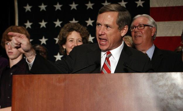 Senator Mark Kirk /AFP