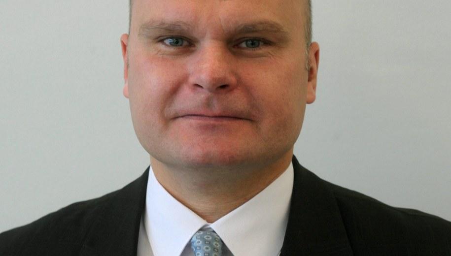 Senator PO Maciej Grubski /Tomasz Gzell /PAP