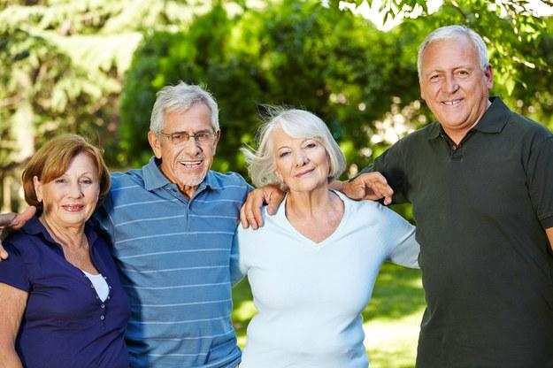 Seniorzy będą się liczyli na rrynku pracy /123RF/PICSEL