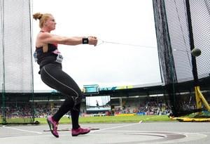 Rekordzistka świata w rzucie młotem Betty Heidler nie została po