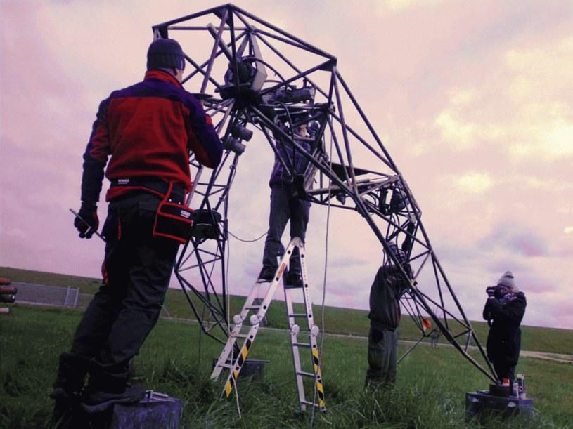 Senster to zooid - rzeźba cybernetyczna /Archiwum