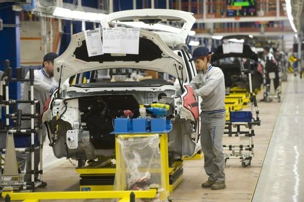 Serbska fabryka Fiata, produkcja modelu 500L /