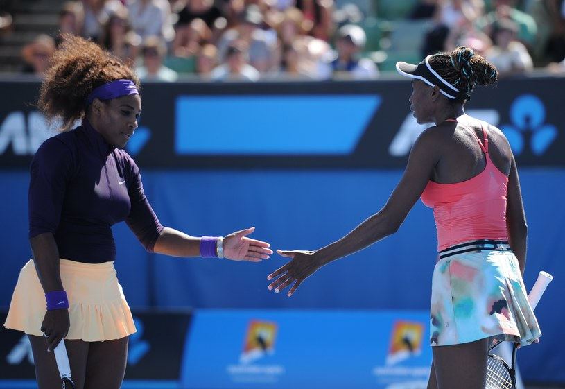 Serena i Venus Williams /AFP