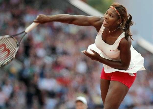 Serena Williams nareszcie wraca na korty! /AFP