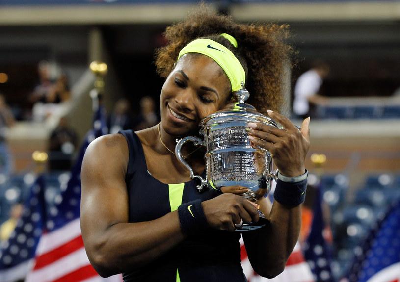 Serena Williams po raz czwarty w karierze wygrała US Open /AFP