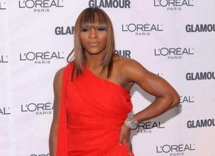 Serena Williams została uznana mistrzynią świata. /AFP