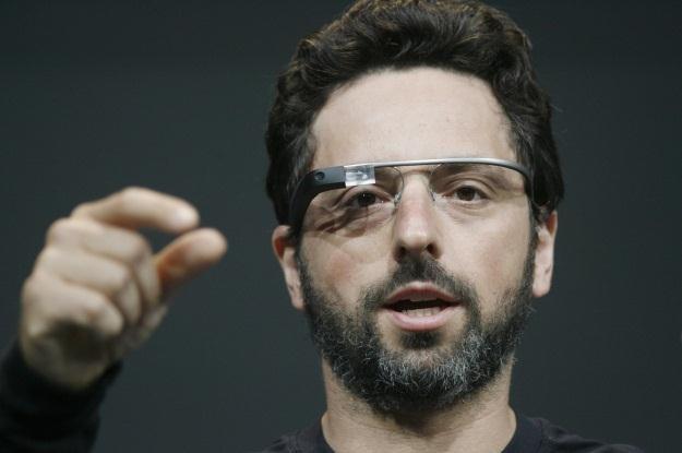 """Sergey Brin jak """"Uniwersalny żołnierz"""" /AFP"""