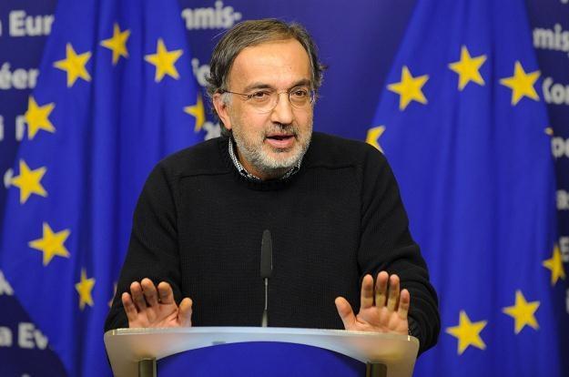 Sergio Marchionne będzie się musiał tłumaczyć /AFP