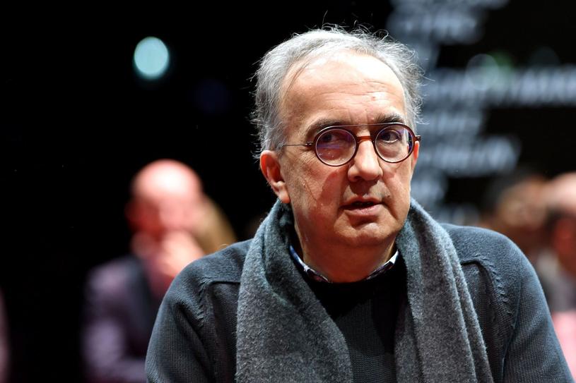 Sergio Marchionne w Genewie /AFP