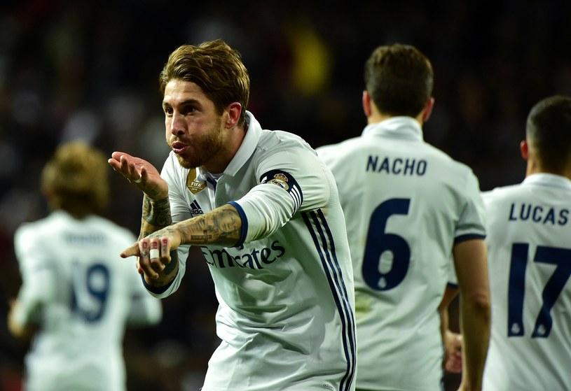 Sergio Ramos gola dedykował żonie /AFP