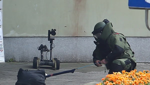 Seria alarmów bombowych we Wrocławiu