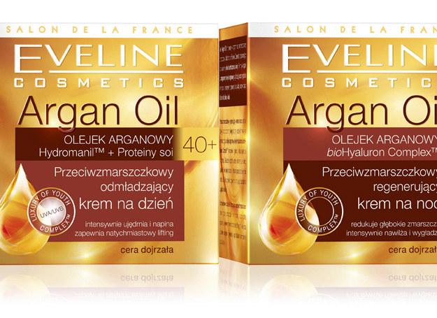 Seria Argan Oil od Eveline /materiały prasowe