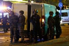 Seria ataków w Paryżu, dziesiątki ofiar