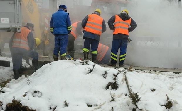 Seria awarii ciepłowniczych. Problemy mieszkańców Chrzanowa i Rybnika