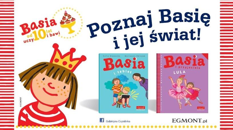 """Seria """"Basia"""" ma już dziesięć lat /materiały prasowe"""