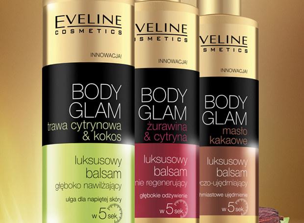Seria Body Glam od Eveline /materiały prasowe