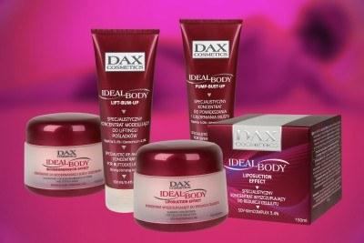 Seria Dax Cosmetics Ideal Body /materiały prasowe