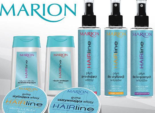 Seria Hair Line od Marion /materiały prasowe