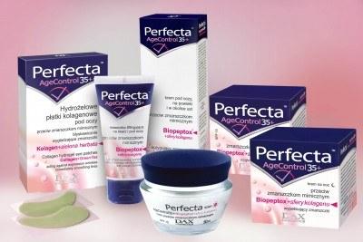 Seria Perfecta Age Control 35+ Biopeptox /materiały prasowe