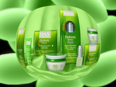 Seria Probiotic Sense, Dax Cosmetics /materiały prasowe