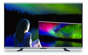 Seria telewizorów Sharp UQ10 z technologią Quattron Pro – więcej niż Full HD