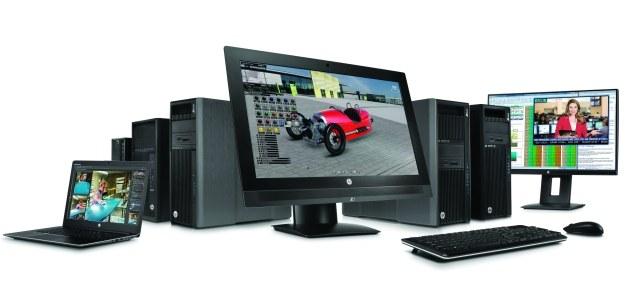 Seria Z obejmuje najbardziej wydajne stacje robocze firmy HP /INTERIA.PL/informacje prasowe