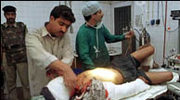 Seria zamachów w Kaszmirze