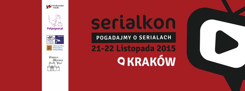 Serialkon 2015 /materiały prasowe