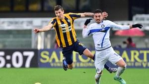 Serie A. Hellas Werona - Inter Mediolan 3-3