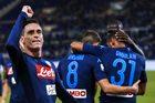 Serie A. Napoli w drugiej połowie rozbiło Lazio, Szczęsny nie puścił gola