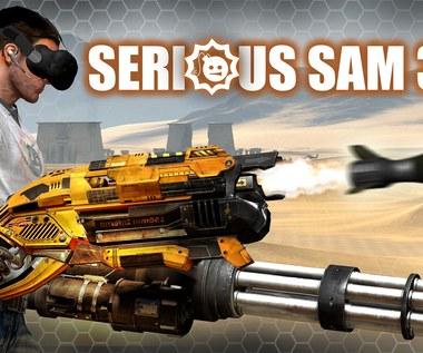 Serious Sam 3 VR już dostępny w serwisie Steam