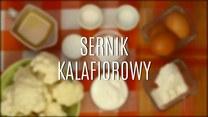 Sernik kalafiorowy - nietypowy sposób na domowe wypieki