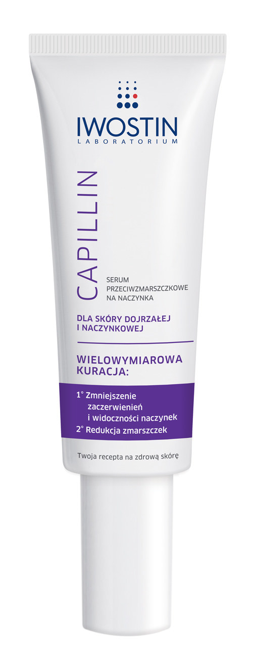 Serum Capillin od Iwostin /materiały prasowe