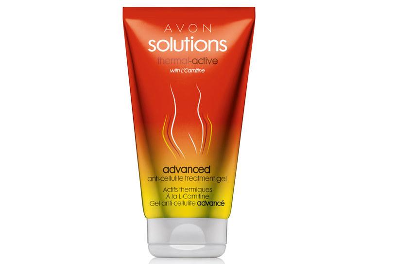 Serum wyszczuplająco-antycellulitowe AVON Solutions /materiały prasowe