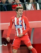 Sevilla - Atletico Madryt 2-5 w 25. kolejce Primera Division