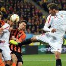Sevilla FC - Szachtar Donieck w półfinale Ligi Europejskiej. NA ŻYWO!