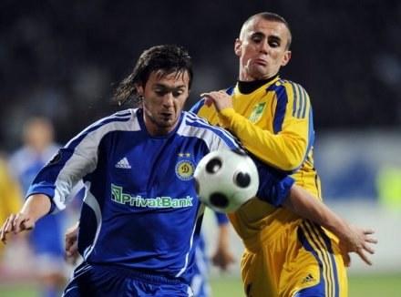 Seweryn Gancarczyk (z prawej) /AFP