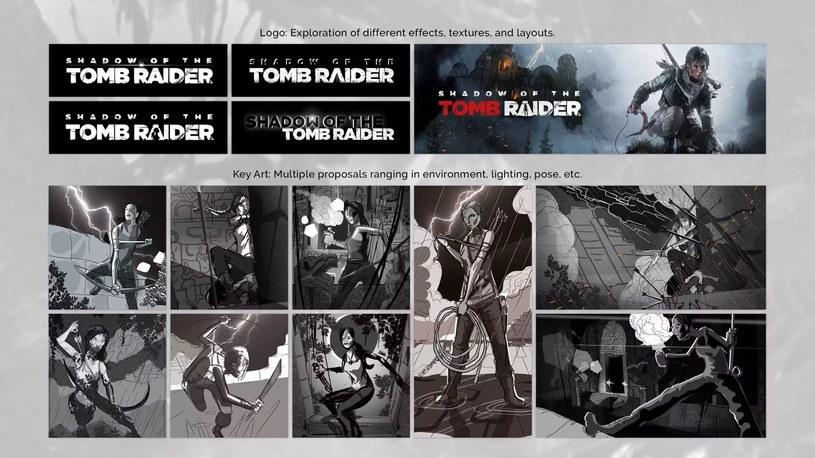 Shadow of the Tomb Raider /materiały źródłowe