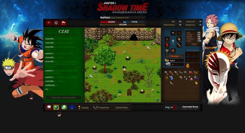 Shadow Time /materiały prasowe