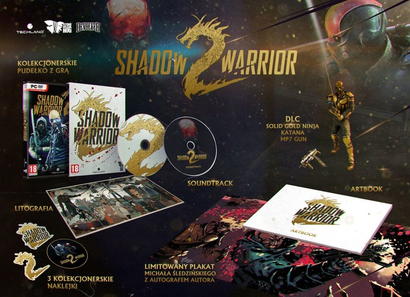 Shadow Warrior 2 /materiały prasowe