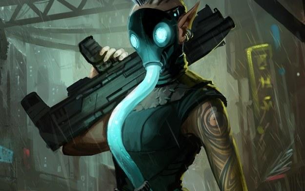 Shadowrun Returns /materiały prasowe