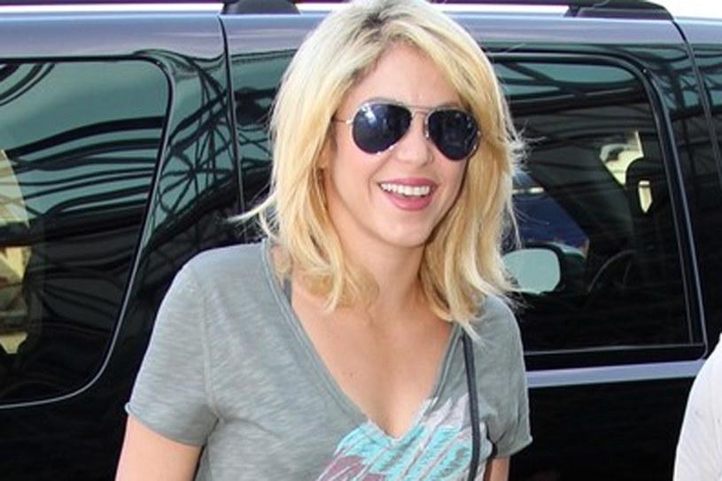 Shakira bardzo zachwala nasz kraj /East News