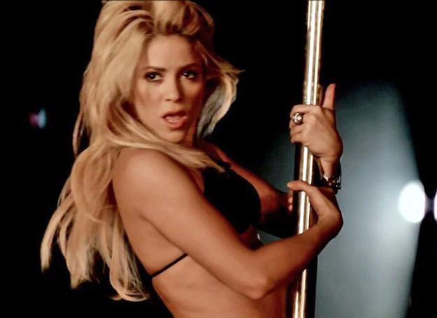 Shakira elektryzuje na scenie /East News